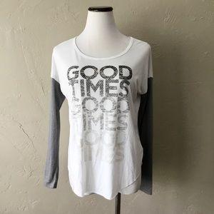 American Eagle Good Times graphic Tshirt